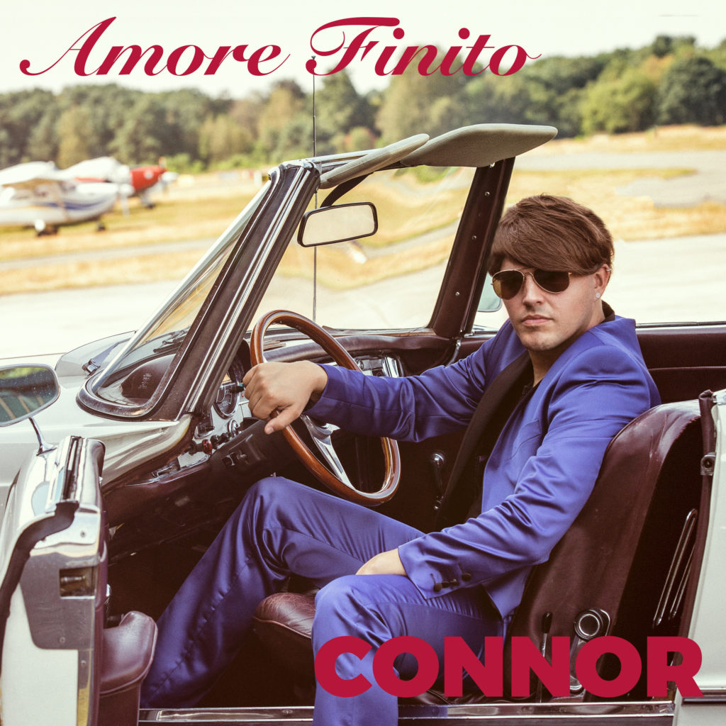 offizielles Cover zur Single Amore Finito